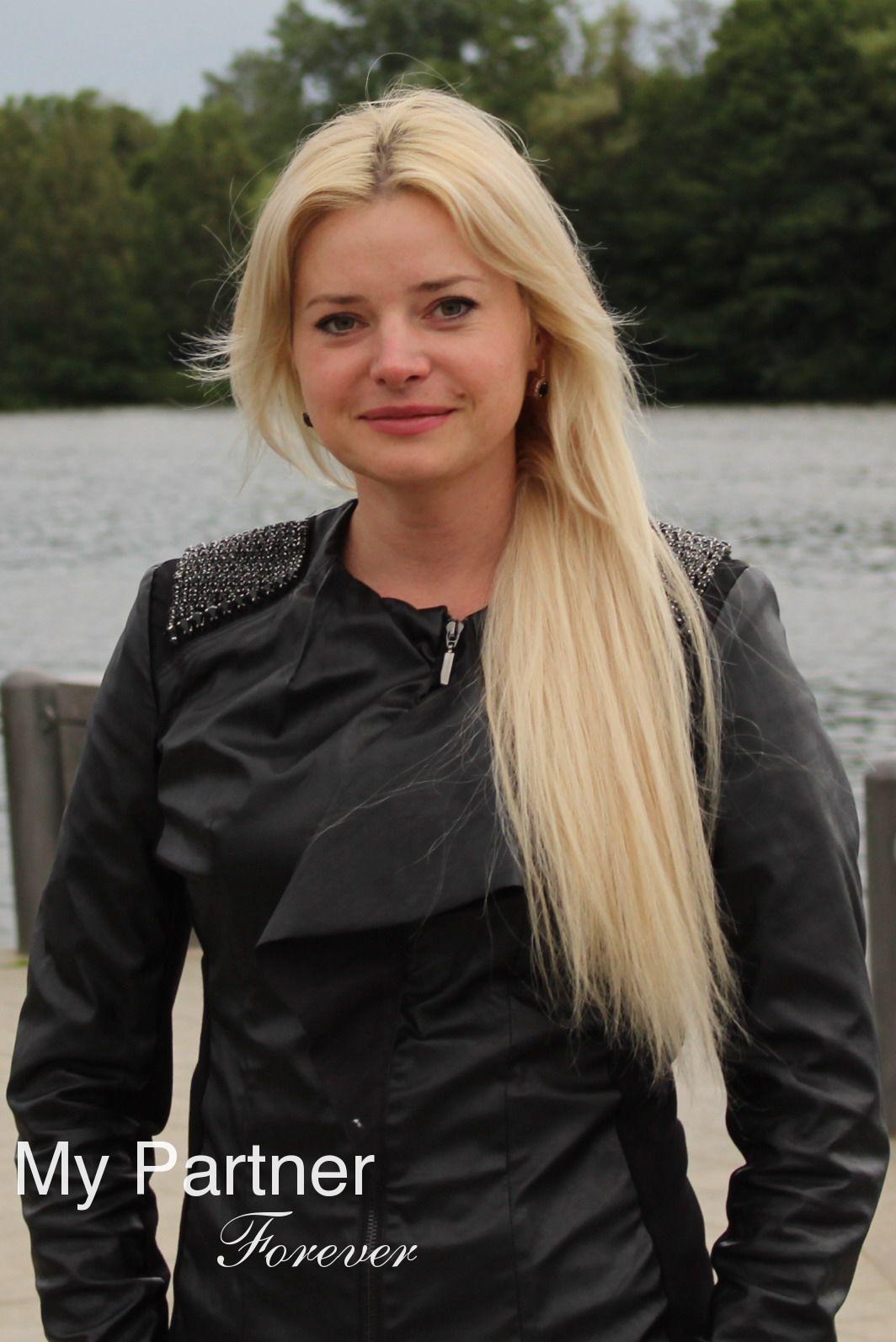 Pretty Belarusian Lady Zhanna from Minsk, Belarus