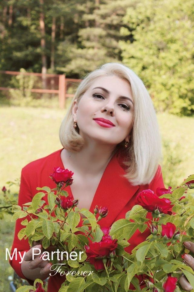 Pretty Bride from Belarus - Alla from Grodno, Belarus
