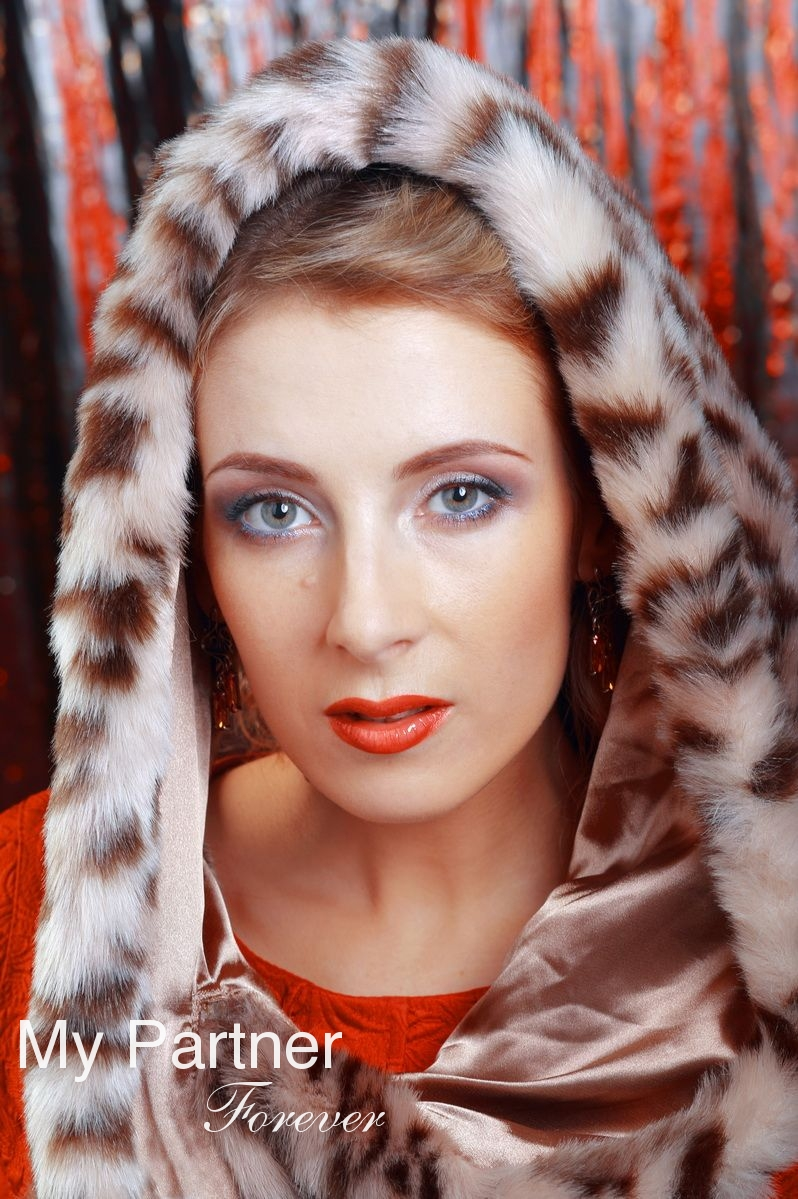 Pretty Bride from Belarus - Anna from Grodno, Belarus
