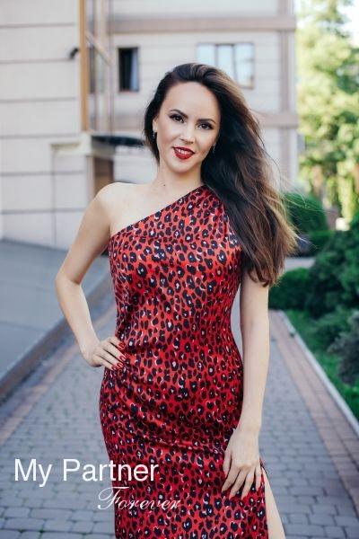 Pretty Lady from Ukraine - Olga from Zaporozhye, Ukraine
