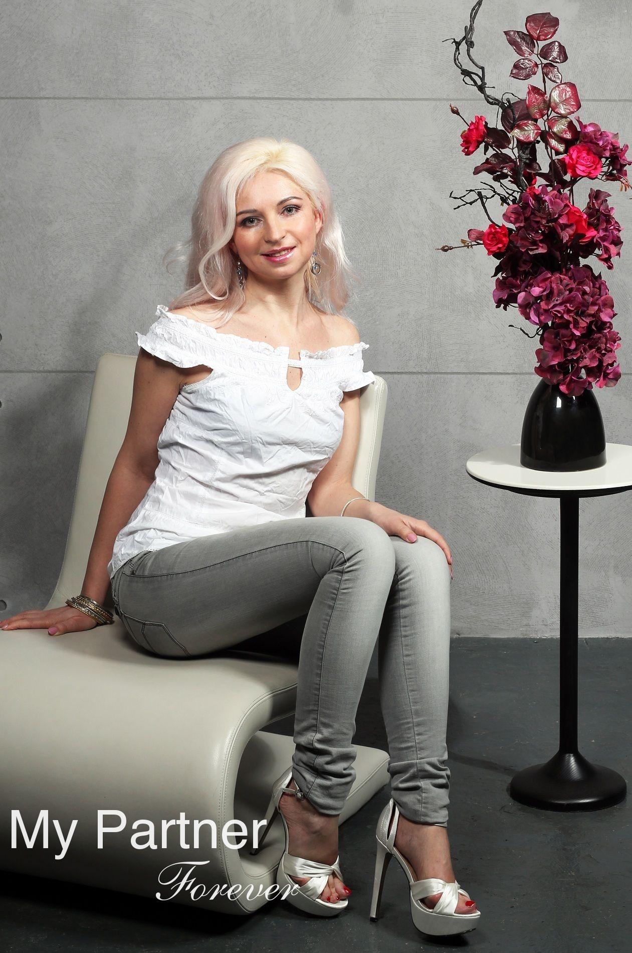 Pretty Ukrainian Girl Tatiyana from Kiev, Ukraine
