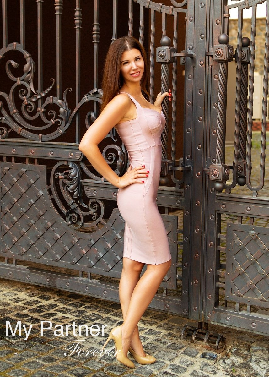 Pretty Ukrainian Lady Olga from Kiev, Ukraine
