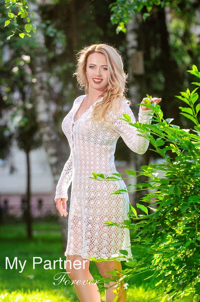 Pretty Ukrainian Lady Yuliya from Poltava, Ukraine