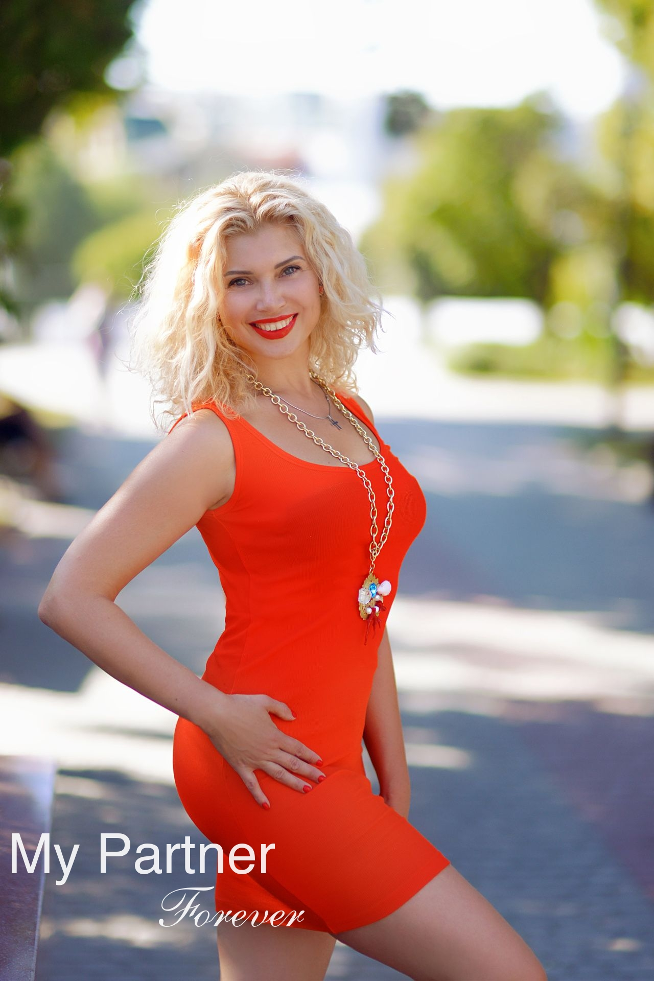 Pretty Woman from Ukraine - Alina from Kharkov, Ukraine