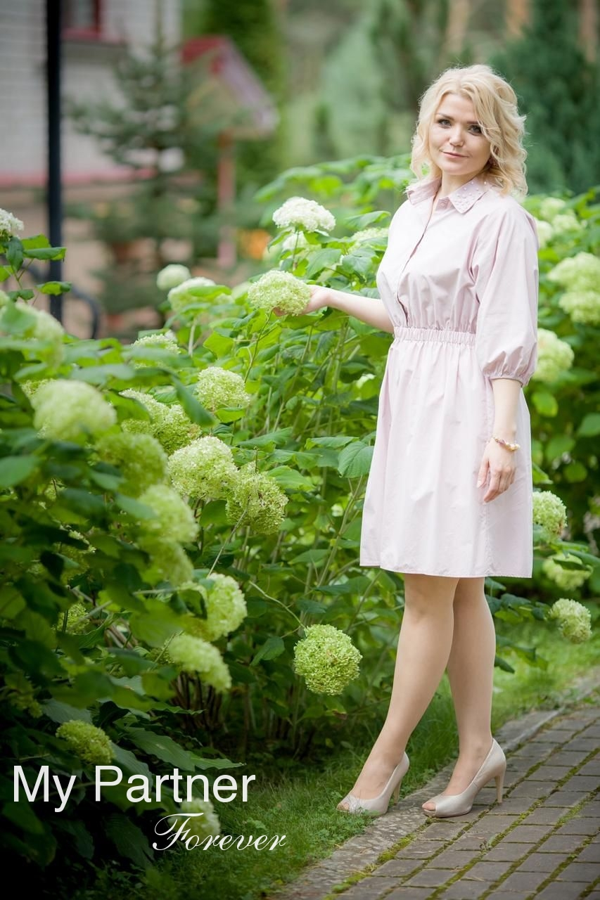 Russian Lady for Marriage - Nadezhda from Pskov, Russia