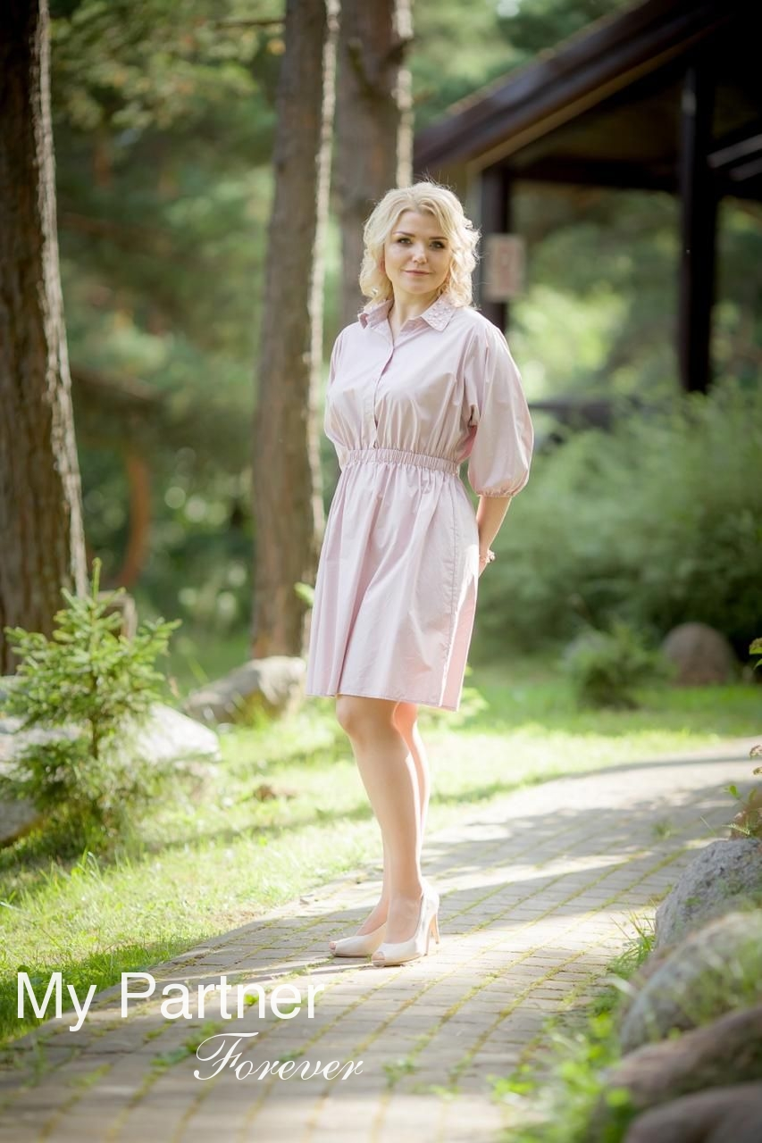 Russian Lady Looking for Marriage - Nadezhda from Pskov, Russia