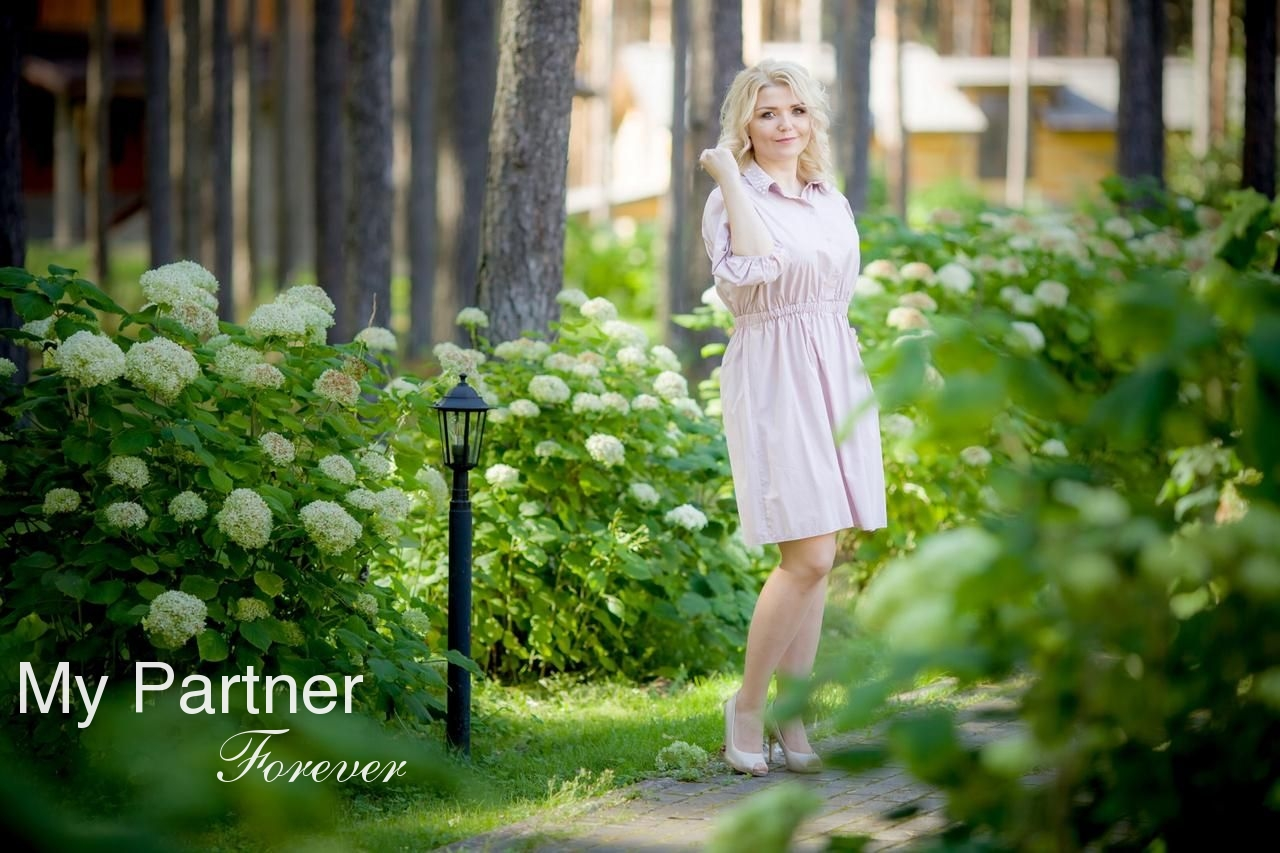 Russian Lady Looking for Men - Nadezhda from Pskov, Russia