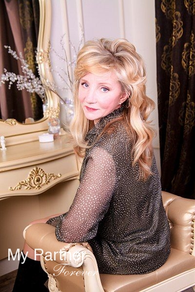 Russian Lady Seeking Marriage - Larisa from Pskov, Russia