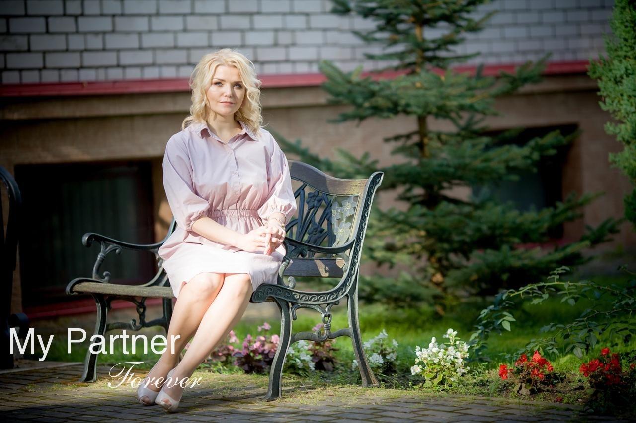 Russian Lady Seeking Marriage - Nadezhda from Pskov, Russia