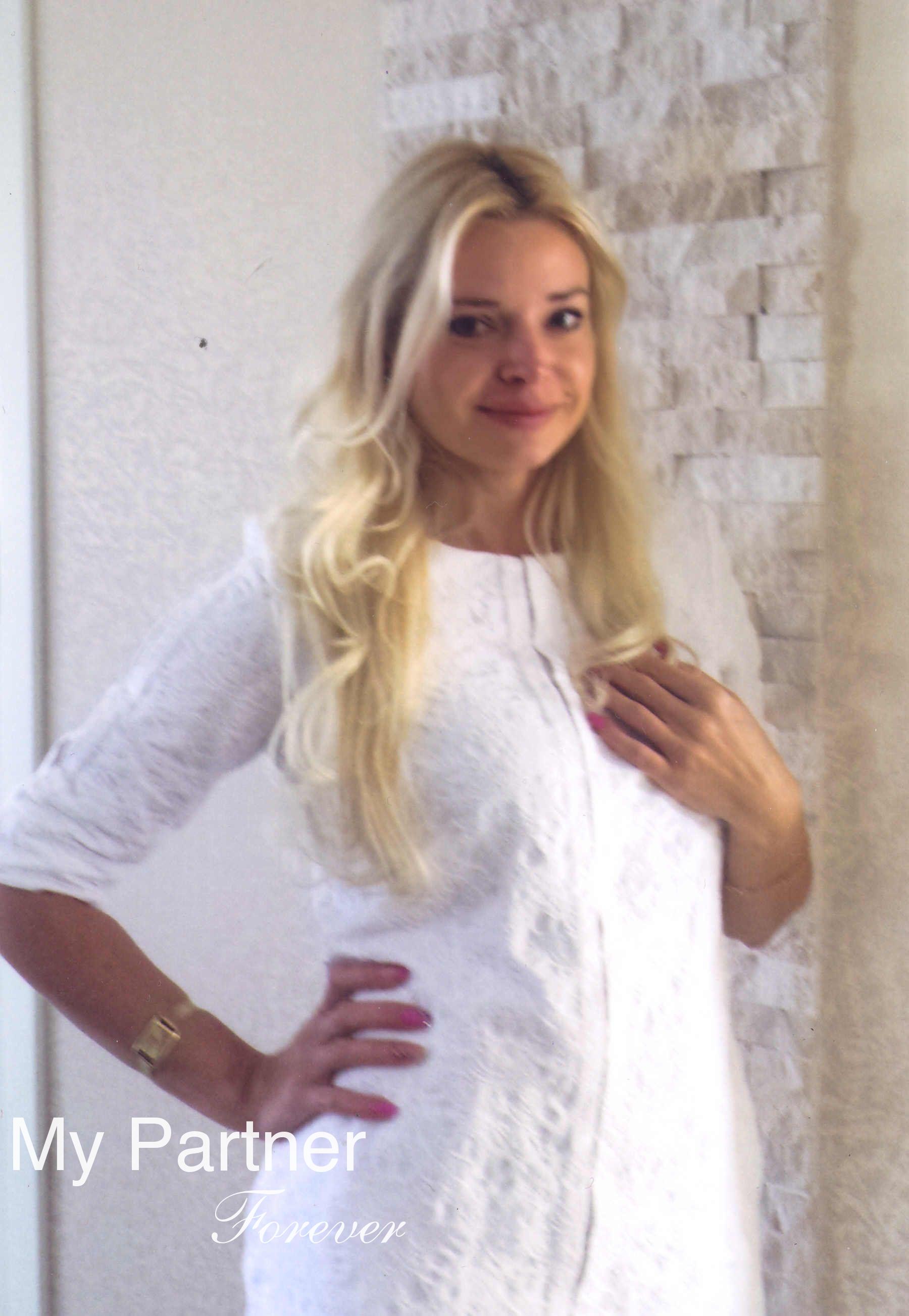 Sexy Belarusian Lady Zhanna from Minsk, Belarus