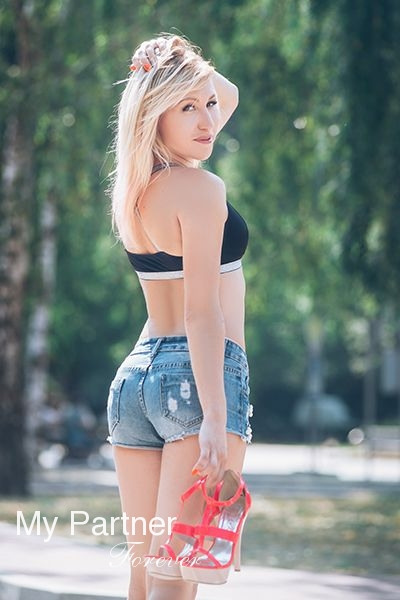 Sexy Bride from Ukraine - Alena from Zaporozhye, Ukraine