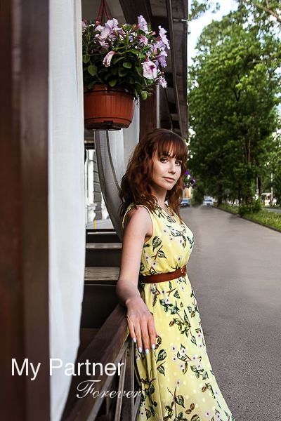 Sexy Lady from Russia - Olga from St. Petersburg, Russia