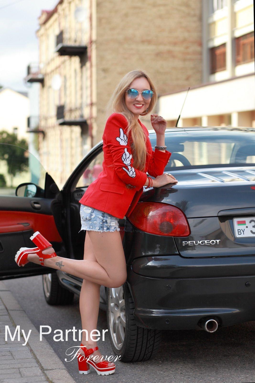 Single Girl from Belarus - Elvira from Grodno, Belarus