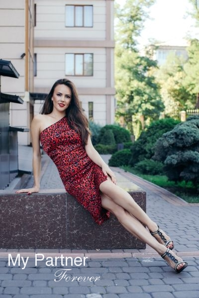 Single Lady from Ukraine - Olga from Zaporozhye, Ukraine