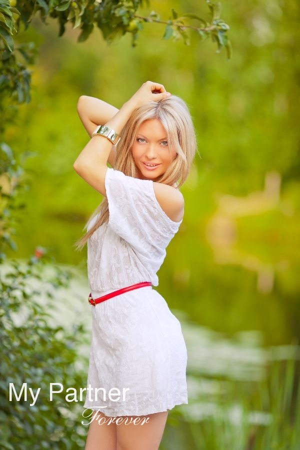 Single Lady from Ukraine - Tatiyana from Poltava, Ukraine