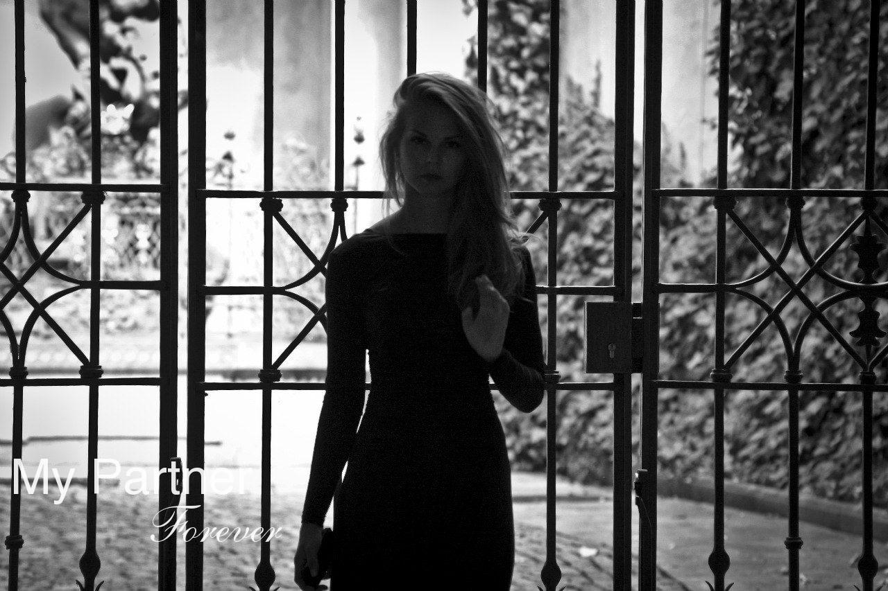 Single Russian Girl Marina from St. Petersburg, Russia