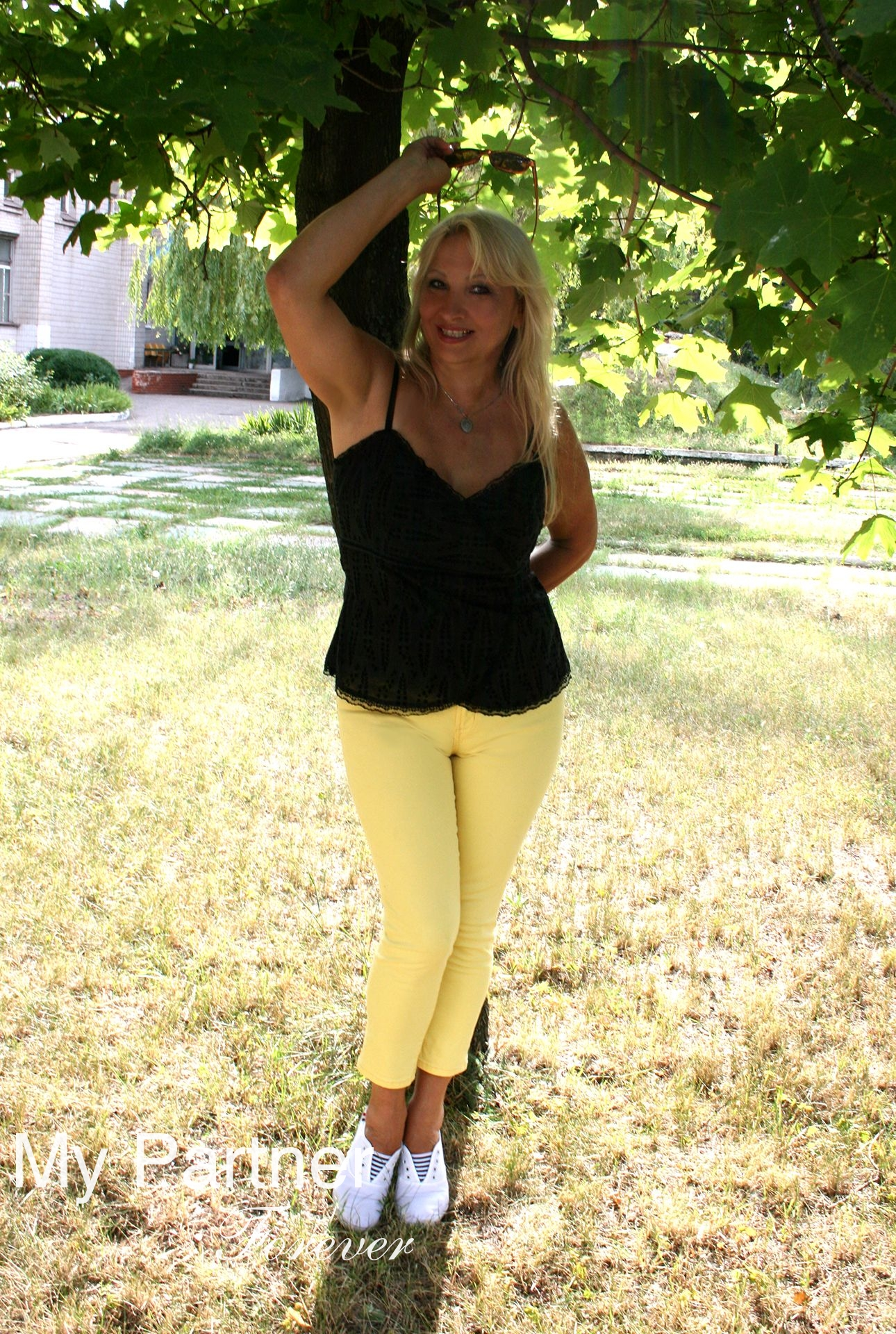 Single Ukrainian Lady Lyubov from Mariupol, Ukraine