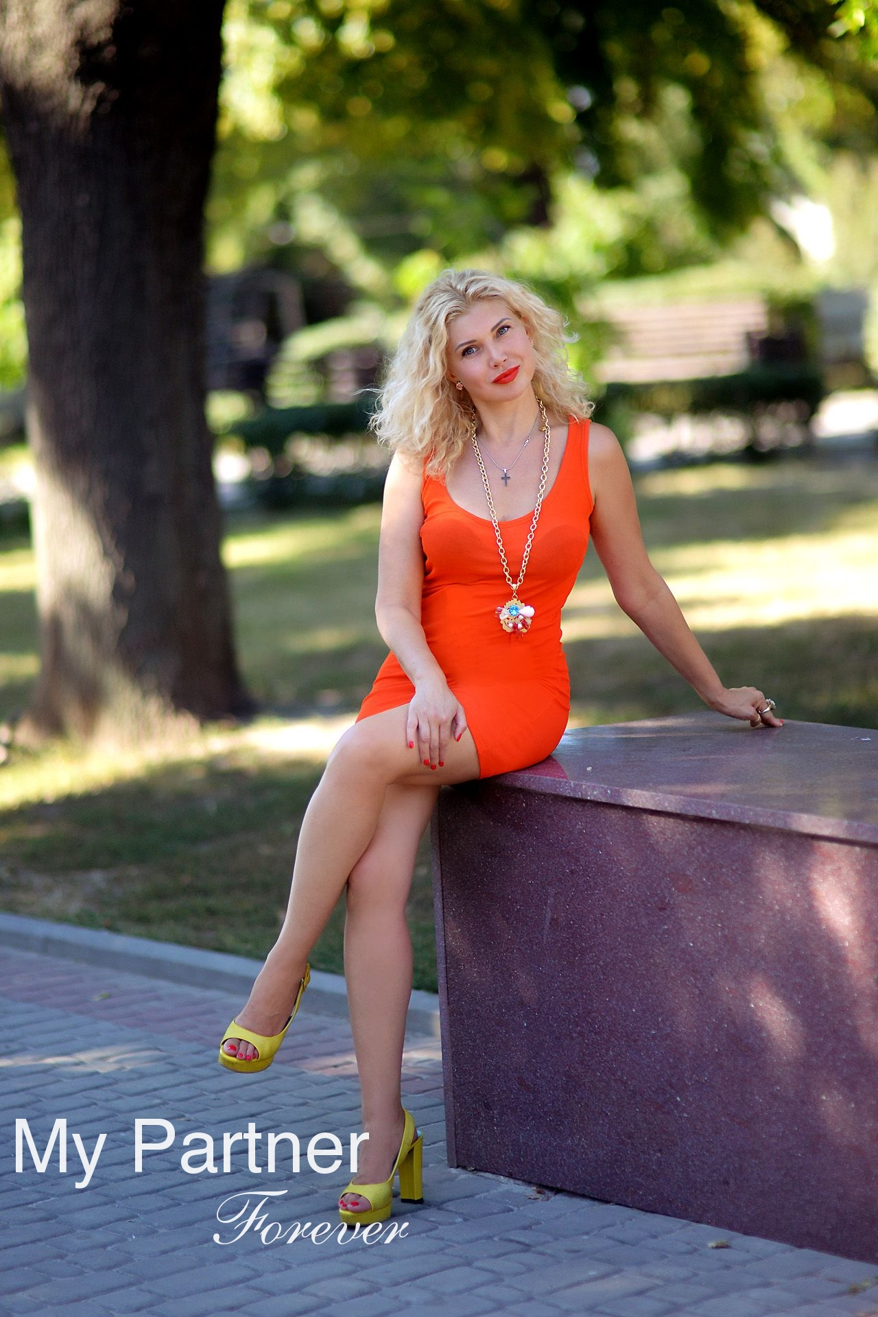 Single Ukrainian Woman Alina from Kharkov, Ukraine