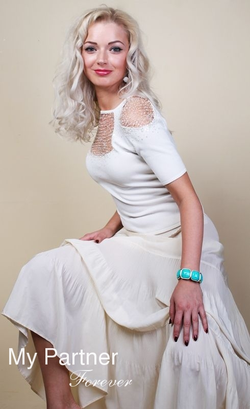 Single Ukrainian Woman Nadezhda from Kiev, Ukraine