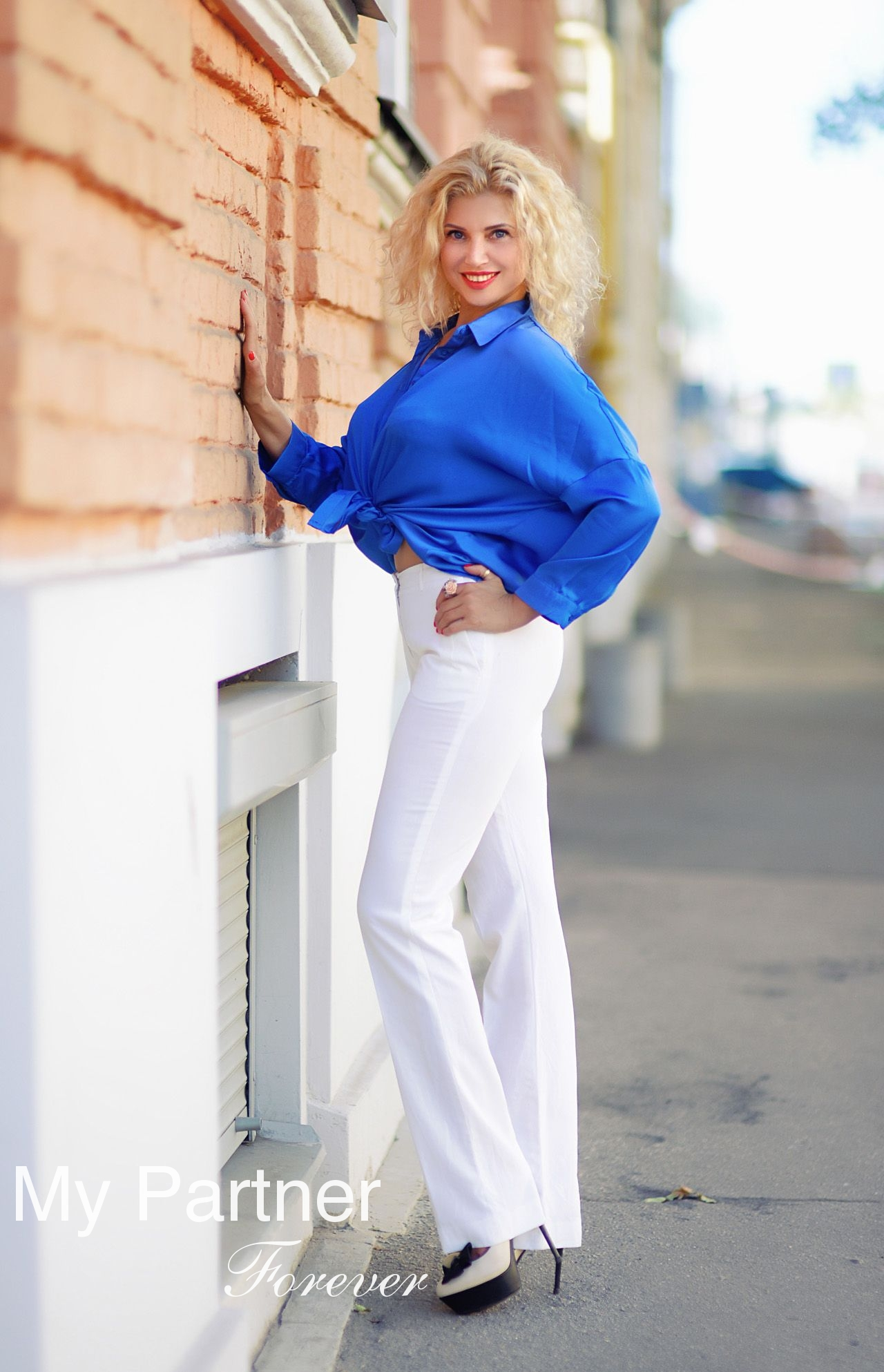 Single Woman from Ukraine - Alina from Kharkov, Ukraine