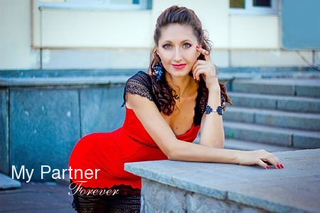 Single Woman from Ukraine - Nataliya from Zaporozhye, Ukraine