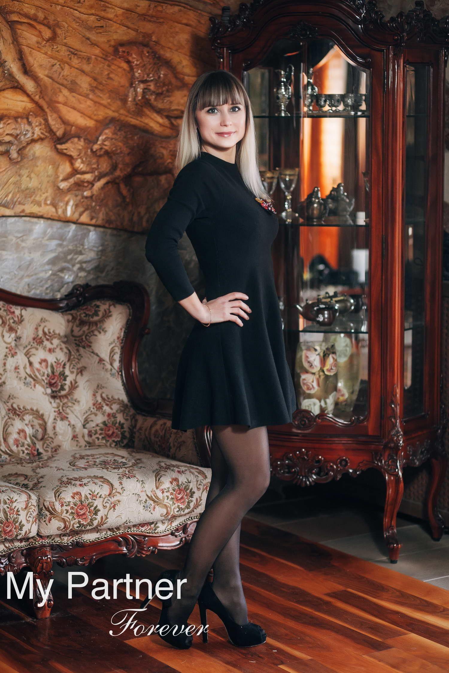 Stunning Belarusian Woman Lyudmila from Grodno, Belarus