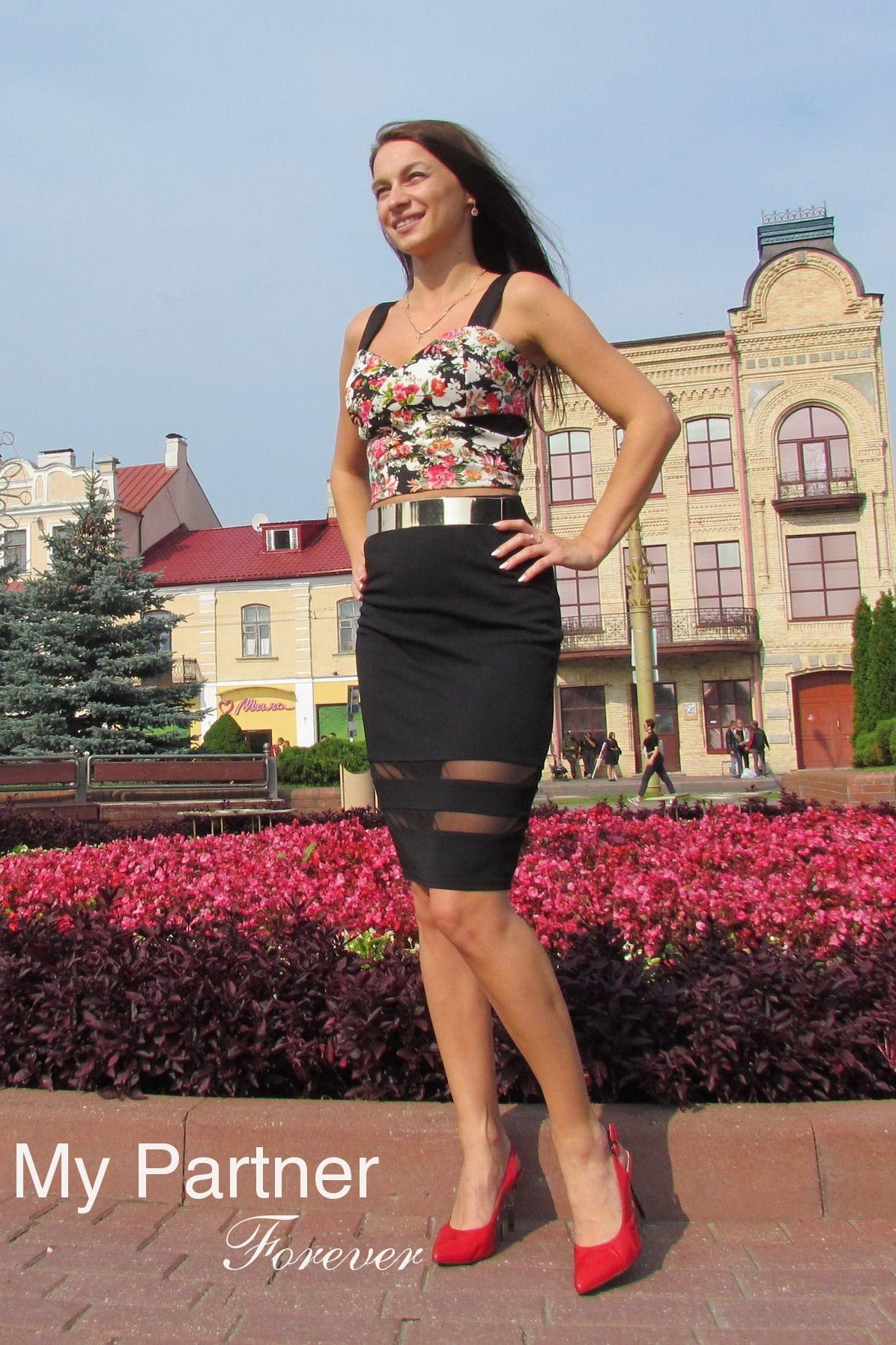 Stunning Bride from Belarus - Elena from Grodno, Belarus