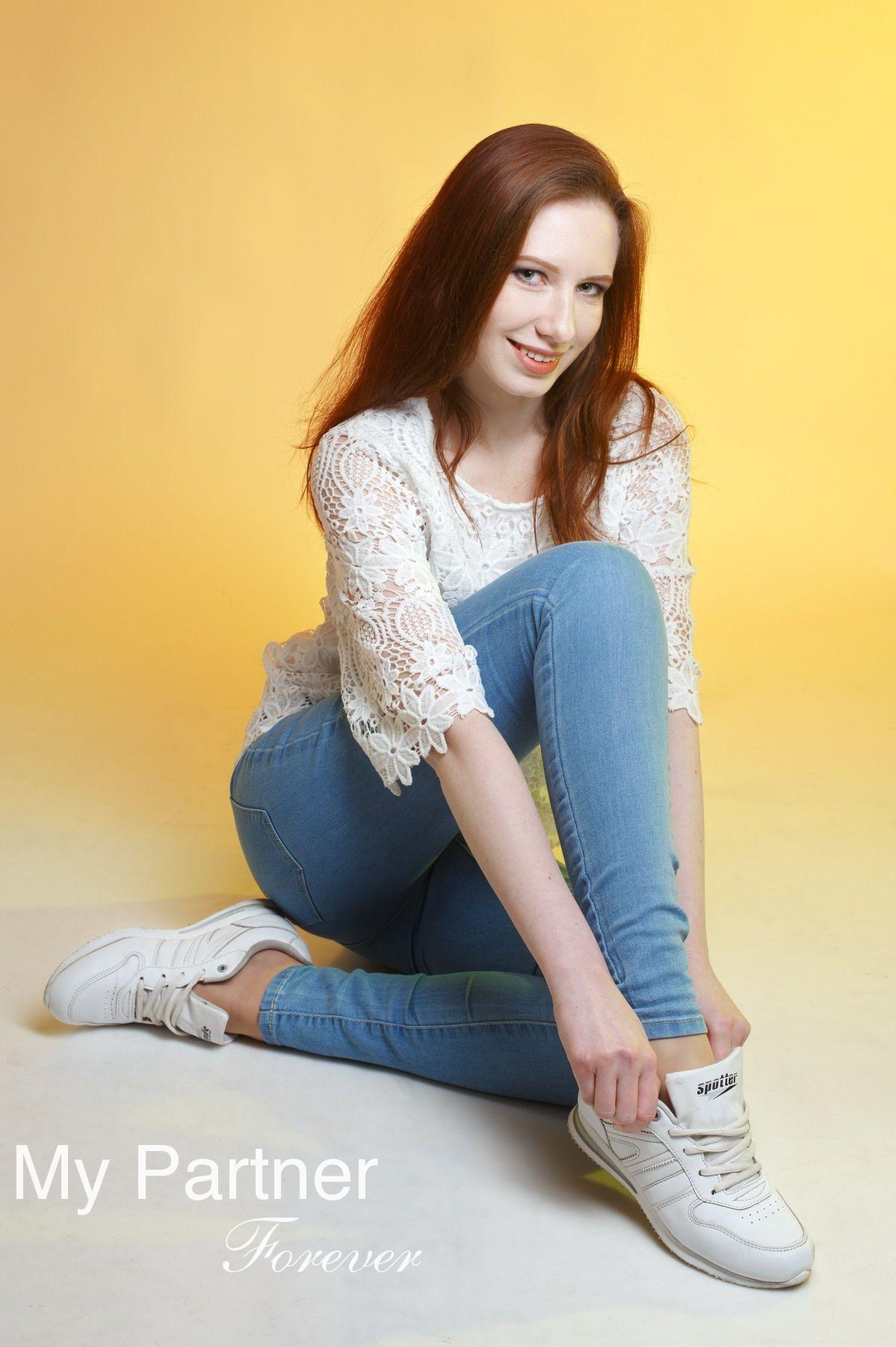 Stunning Bride from Belarus - Karina from Grodno, Belarus