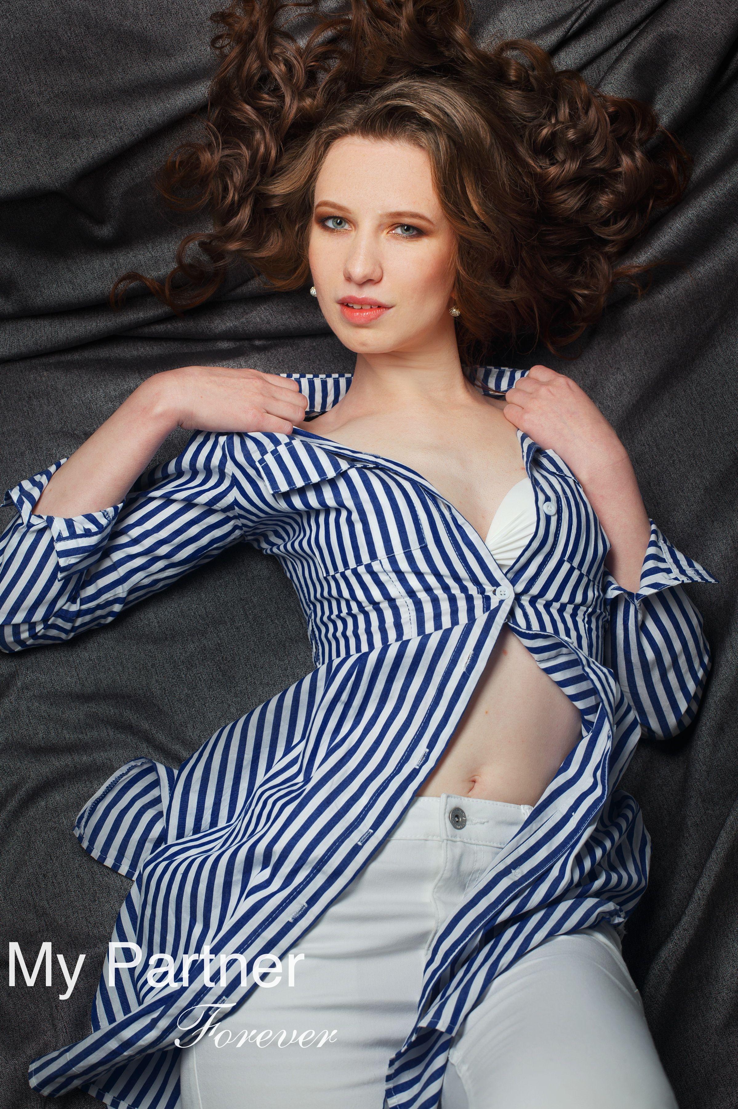 Stunning Lady from Belarus - Karina from Grodno, Belarus