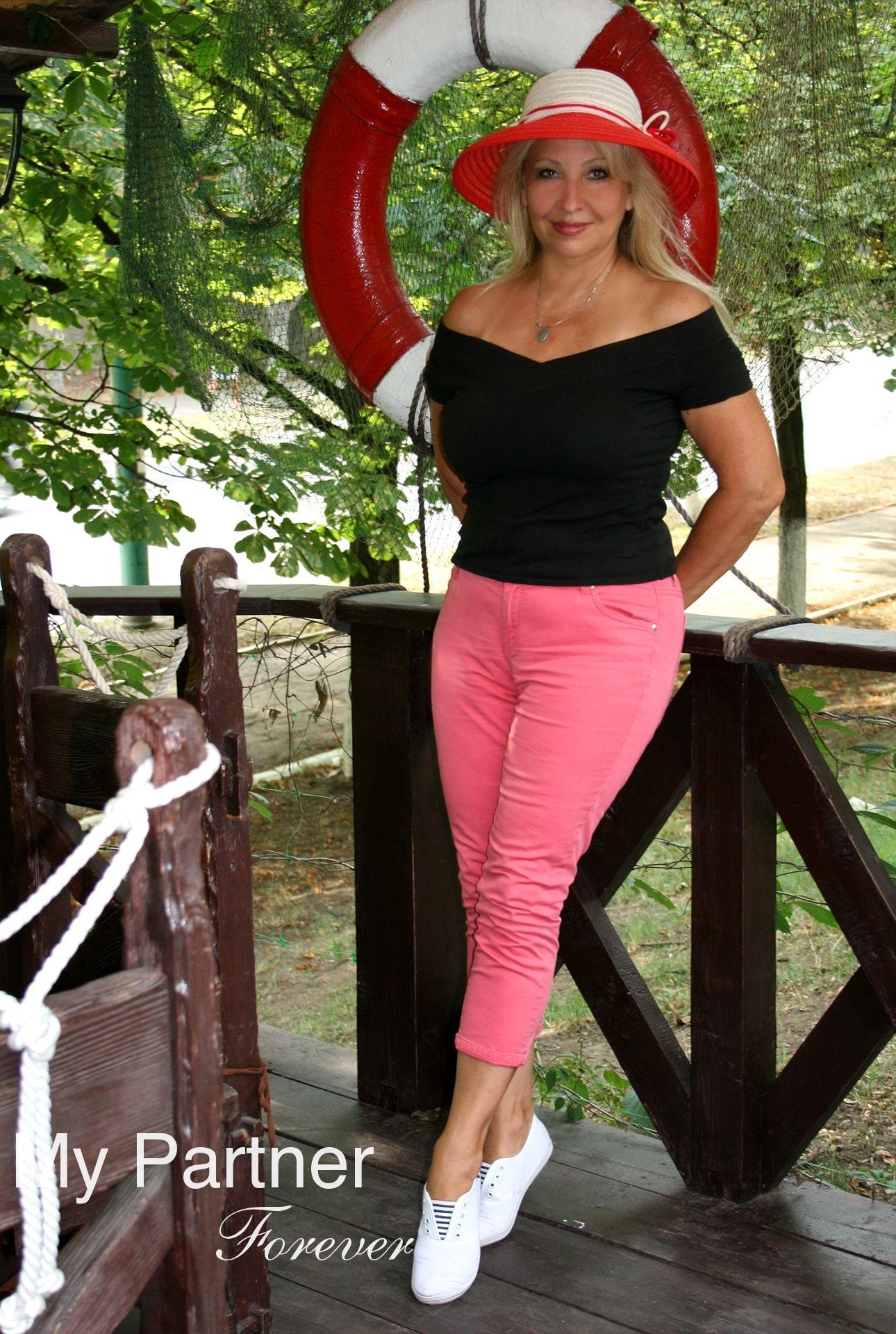 Stunning Ukrainian Lady Lyubov from Mariupol, Ukraine