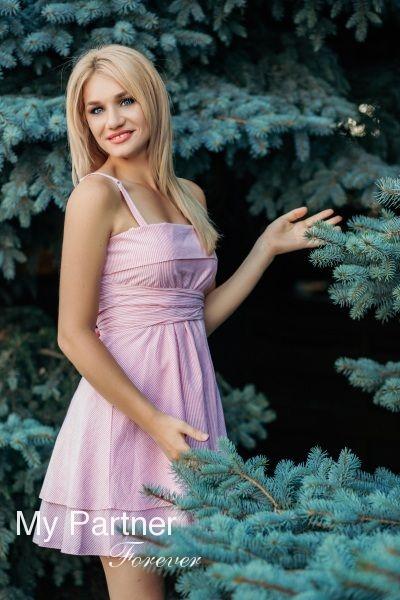 Stunning Woman from Ukraine - Anna from Zaporozhye, Ukraine