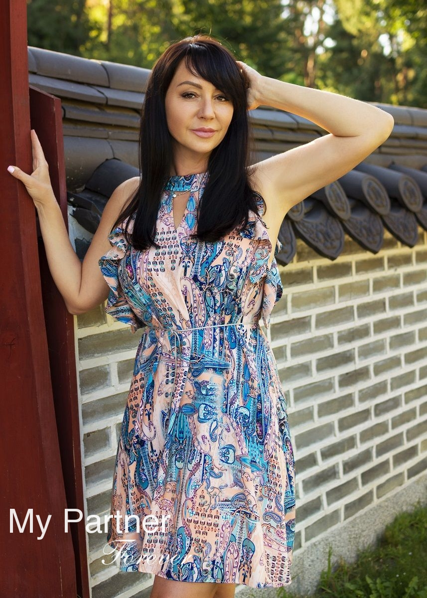 Ukrainian Girl for Marriage - Nataliya from Kiev, Ukraine