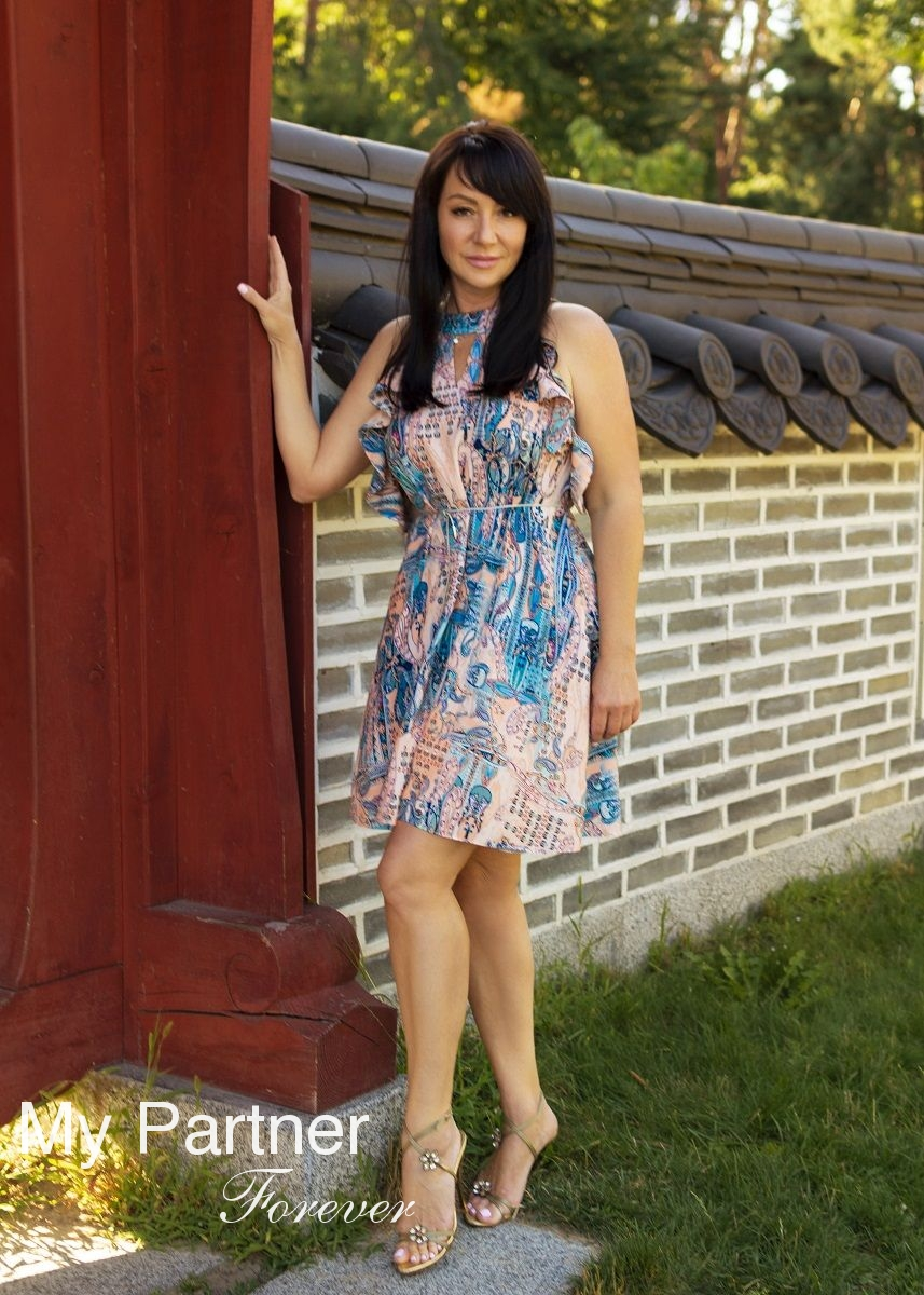 Ukrainian Girl Looking for Marriage - Nataliya from Kiev, Ukraine