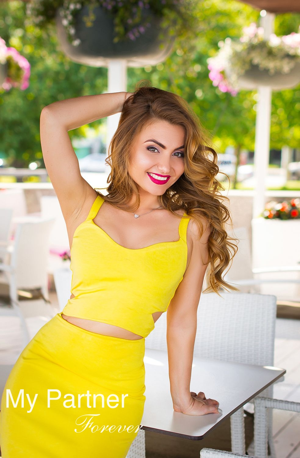Ukrainian Girls Matchmaking - Meet Bogdana from Dniepropetrovsk, Ukraine