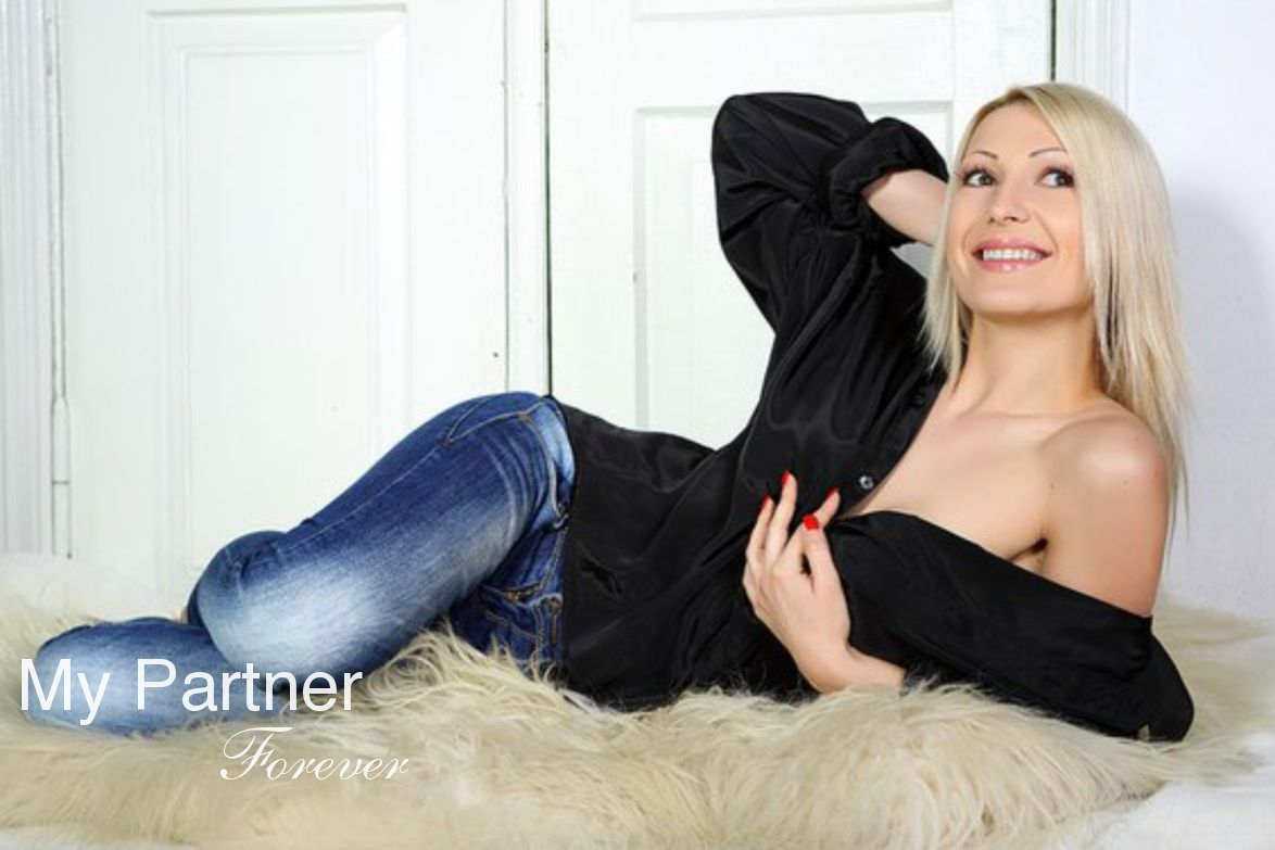 Ukrainian Woman for Marriage - Yuliya from Vinnitsa, Ukraine