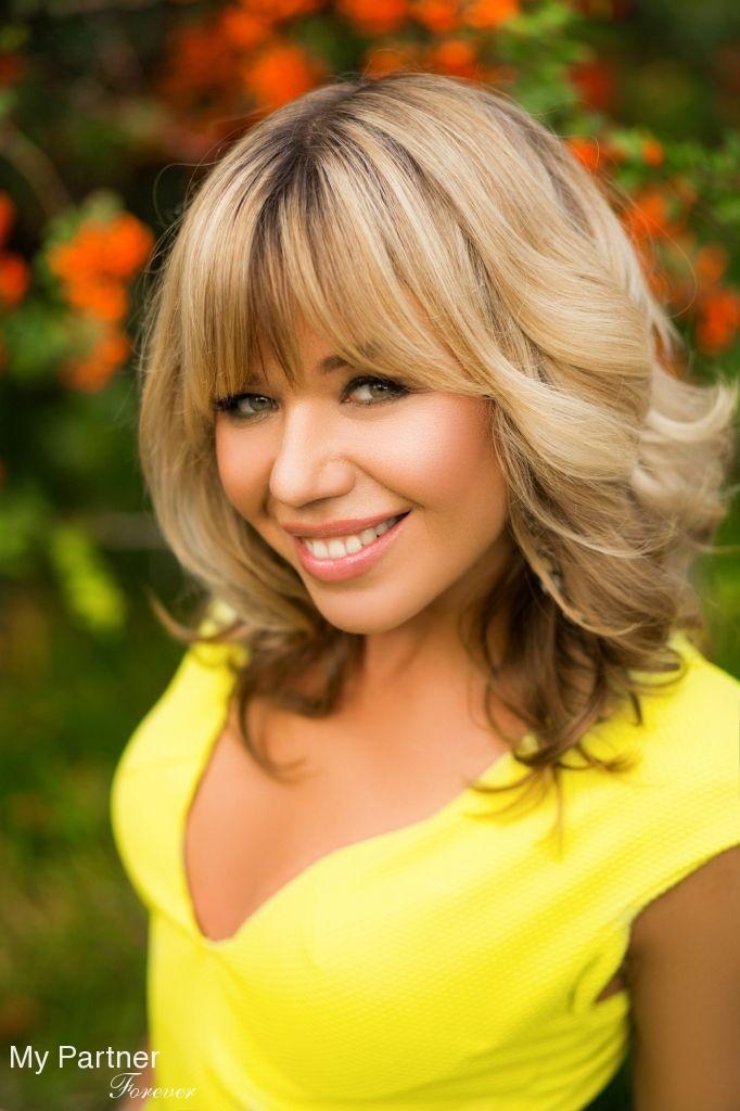 Online Dating with Beautiful Ukrainian Girl Oksana from Dniepropetrovsk, Ukraine