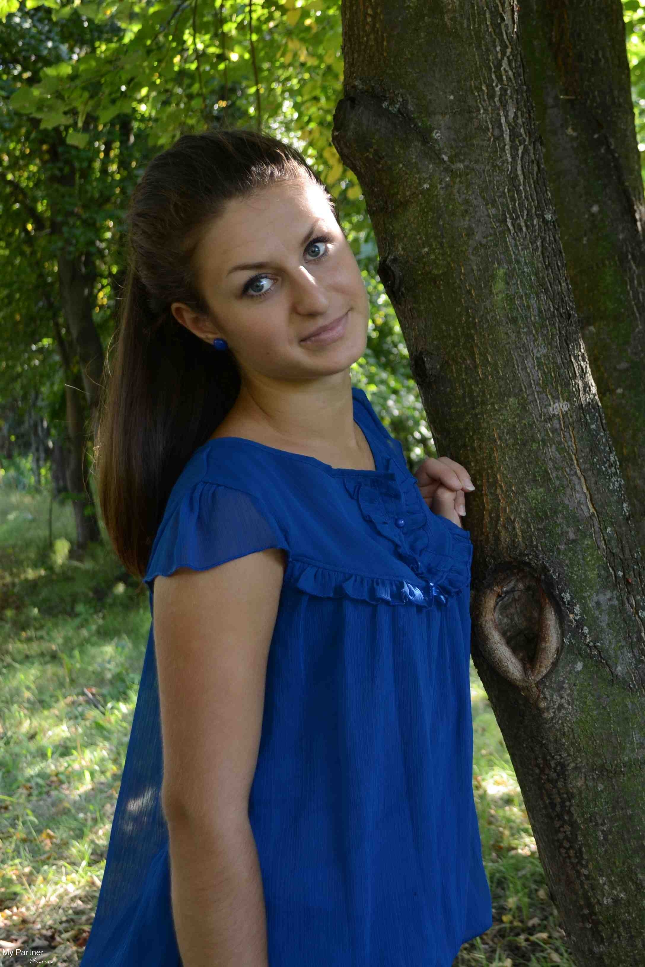 dating charming ukrainian girl