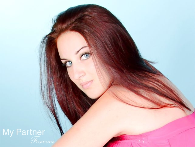 Online Dating with Charming Ukrainian Woman Yuliya from Sumy, Ukraine