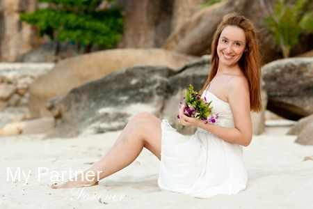 Online Dating with Gorgeous Russian Woman Nataliya from Novosibirsk, Russia