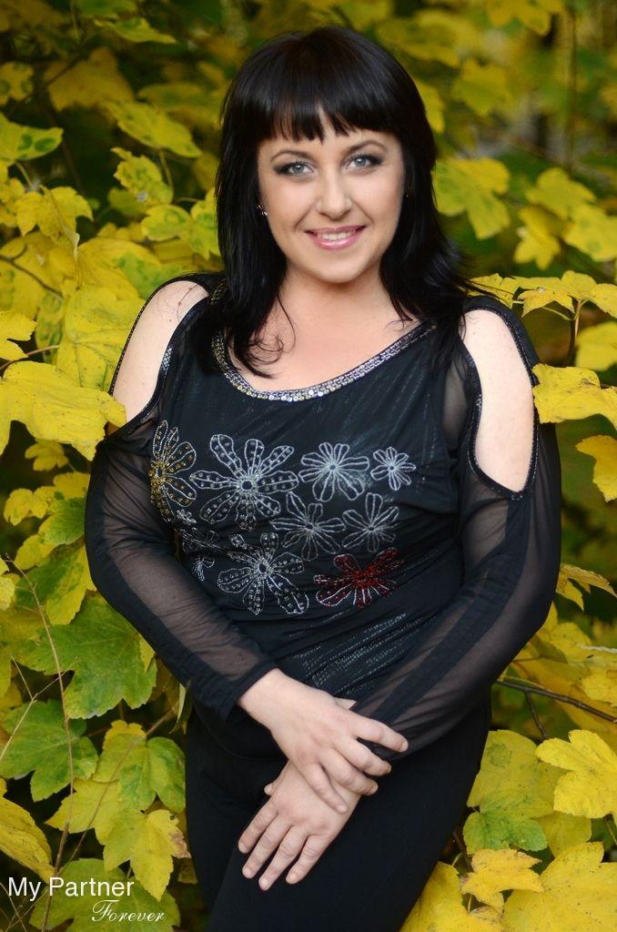 Online Dating with Gorgeous Ukrainian Girl Yuliya from Zaporozhye ...