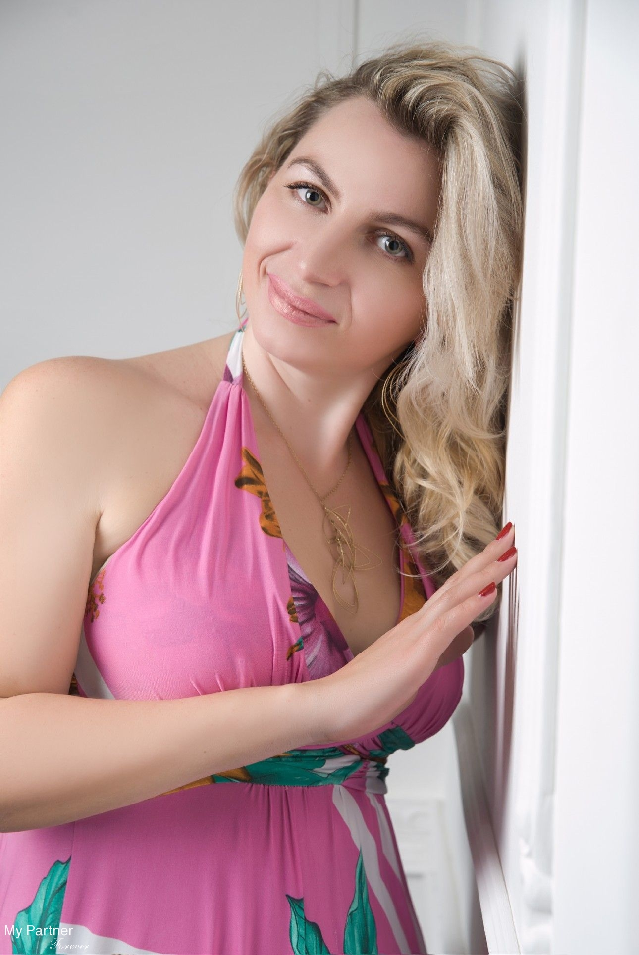 Online Dating with Sexy Ukrainian Woman Yuliya from Cherkasy, Ukraine