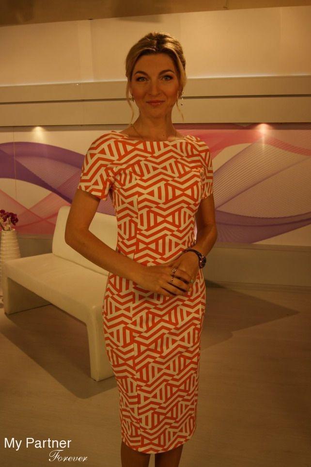 Online Dating with Single Belarusian Girl Oksana from Grodno, Belarus