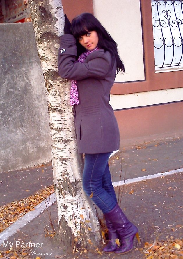 Pretty Woman from Ukraine - Alena from Melitopol, Ukraine