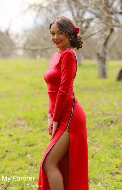 Single Girl from Ukraine - Aleksandra from Vinnitsa, Ukraine