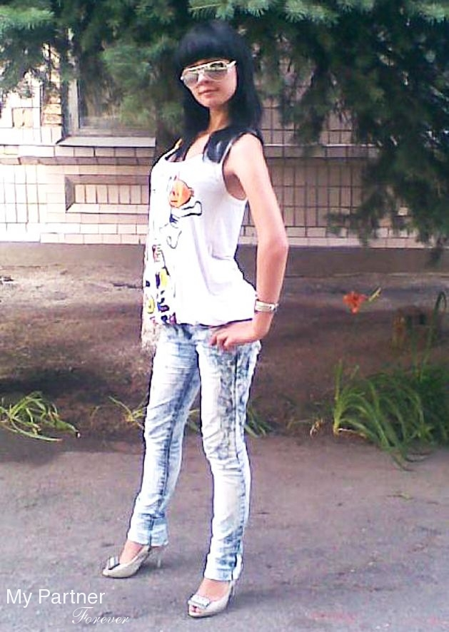 Single Woman from Ukraine - Alena from Melitopol, Ukraine