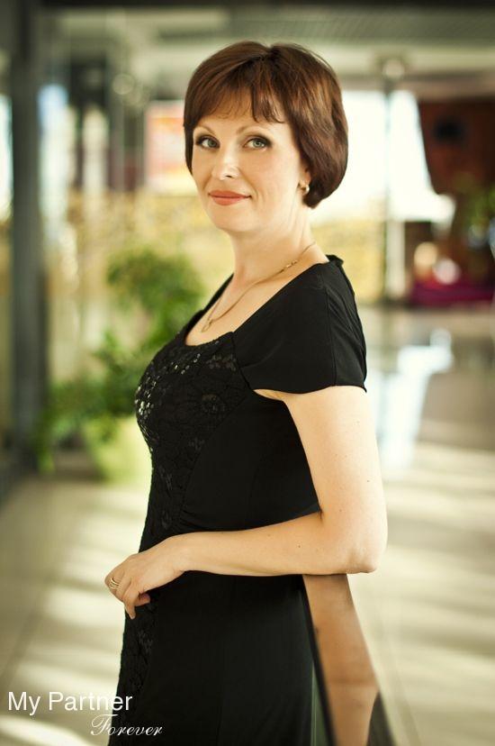 Ukraine Woman Olga From 52