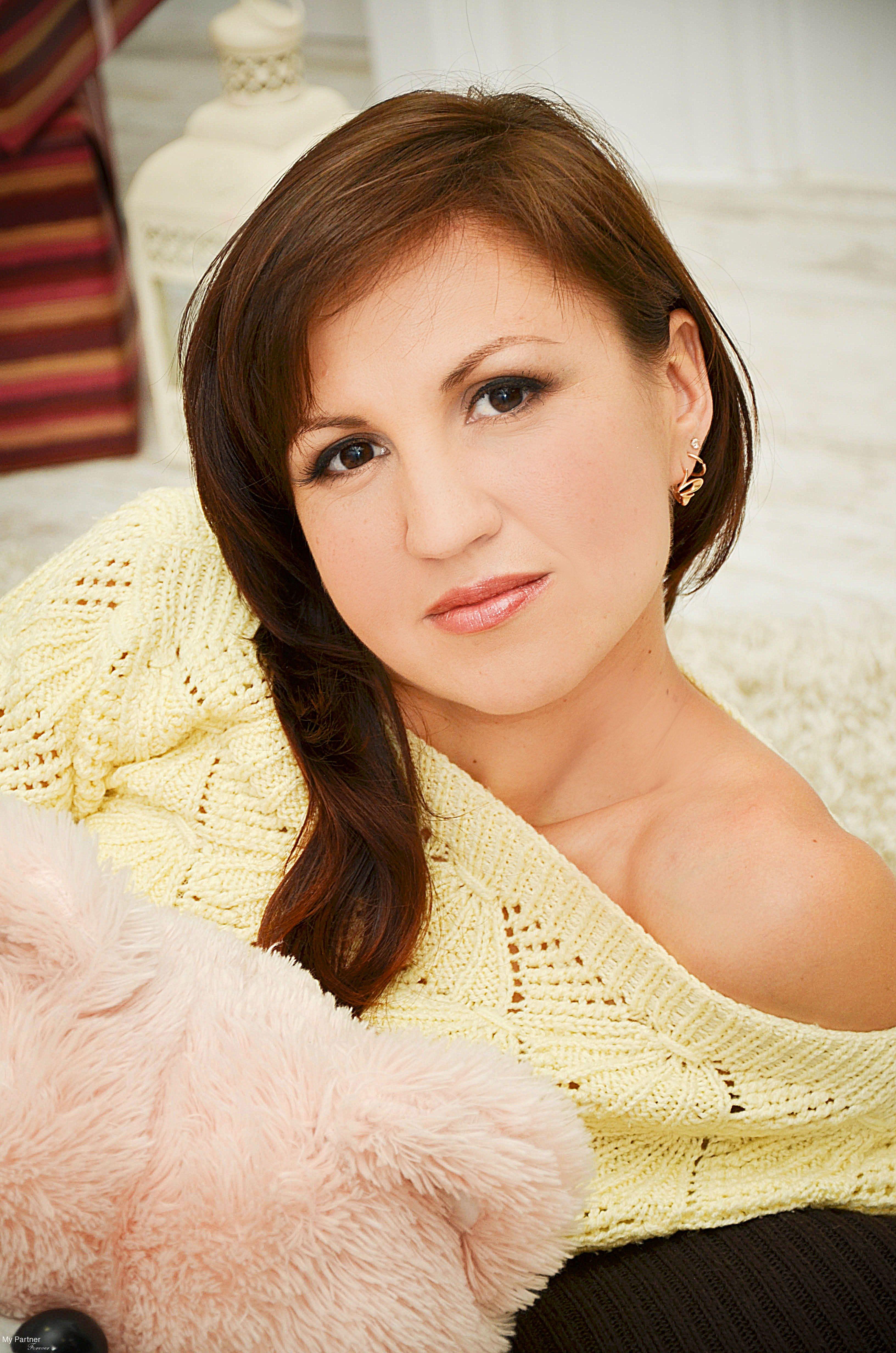 Single Russian Cute Woman Svetlana 34 years old Ukraine Odessa