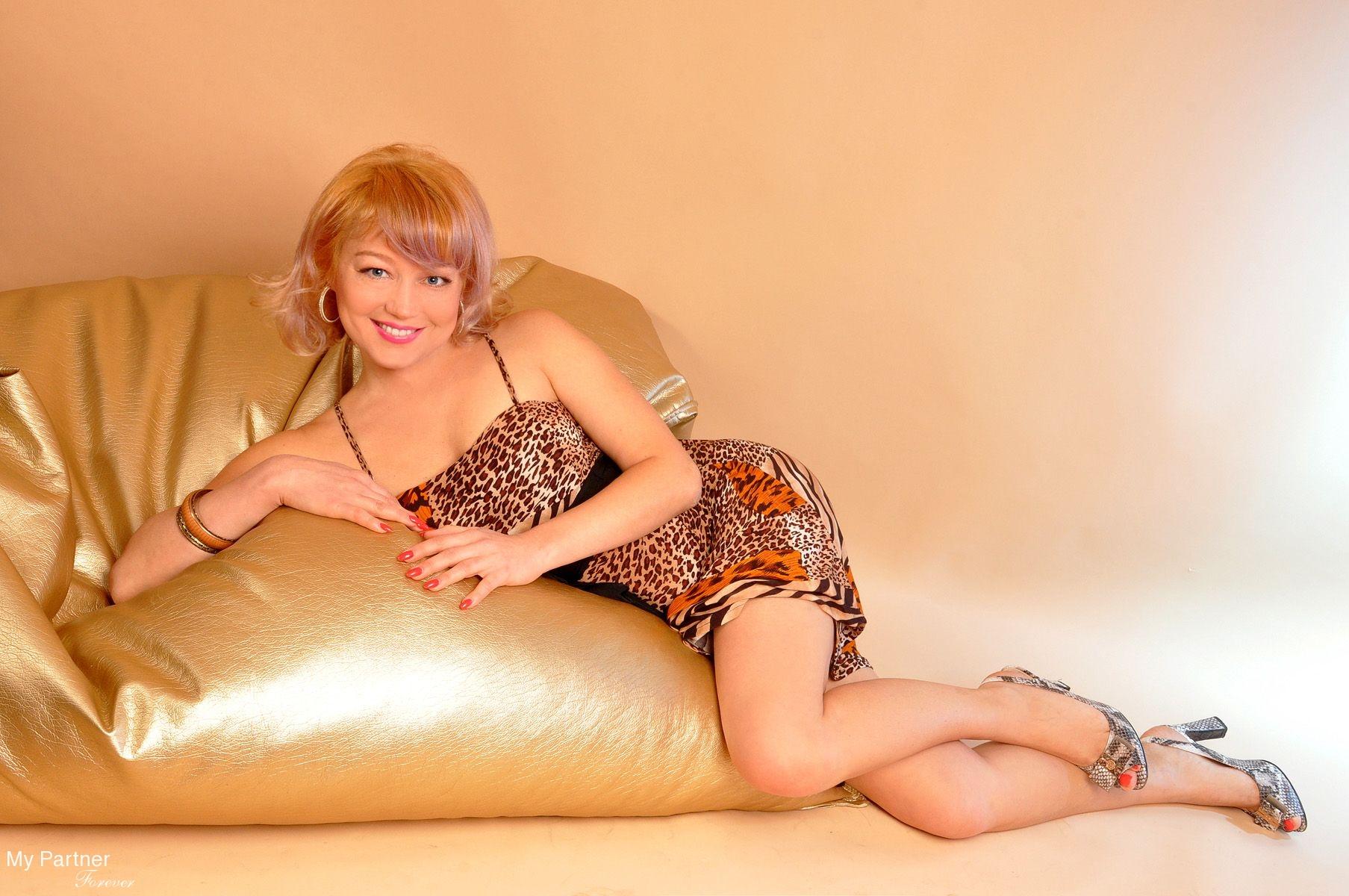 Ukrainian Or Russian Woman Already 35