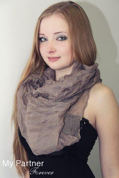 Stunning Russian Bride Valentina from Pskov, Russia
