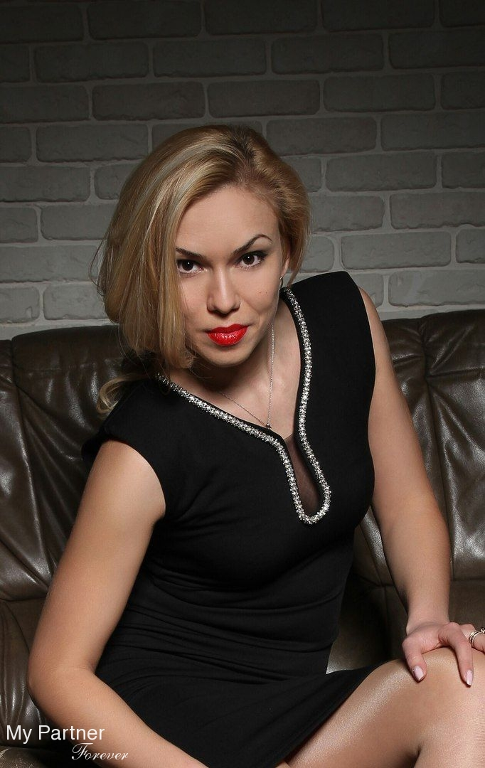 Ukrainian Girl for Marriage - Anna from Vinnitsa, Ukraine